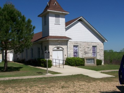 Buckholts Brethren Church, Buckholts, Milam, TX