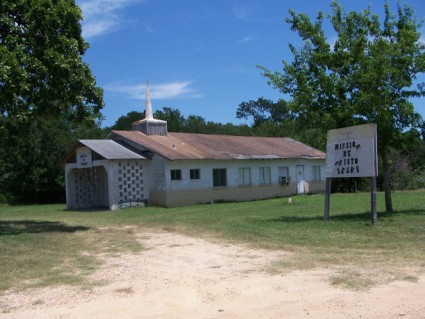 Mission de Cristo Church - Milam County, TX