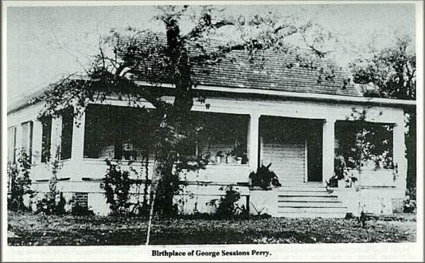 George Sessions Perry birthplace