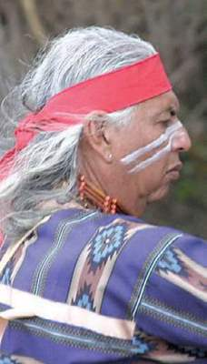 Joe Two Feathers Ochoa - Apache