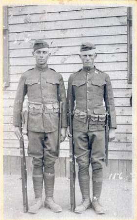Arthur Talmadge McDaniel and John Geiger