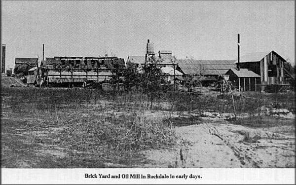 Rockdale Brick Yard and Oil Mill