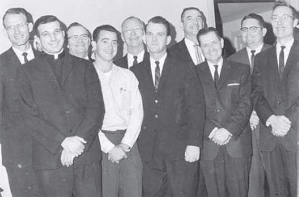 Rockdale Ministers - 1963