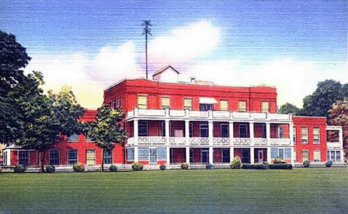 St Edwards Hospital, Cameron, TX  1930s