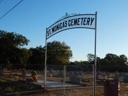 Santa Monica Catholic Cemetery