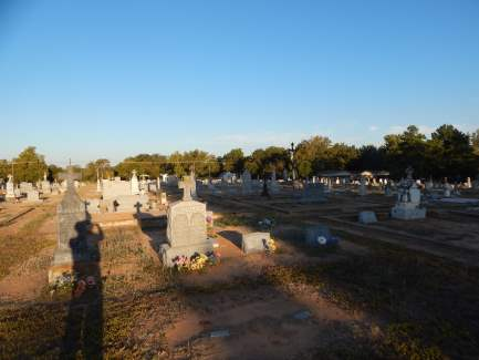 St Monica Catholic Cemetery