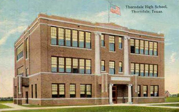 Thorndale High School, Thorndale, TX