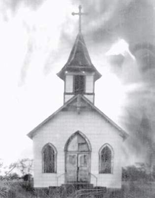 unknown church - Milam County, TX
