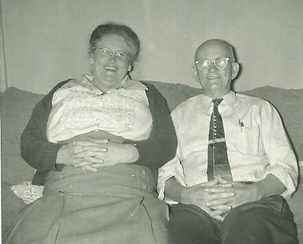 Mae Rutherford & W.T. Sr Todd Pearson